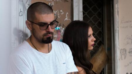 Александър Леков и Желязка Белчилова