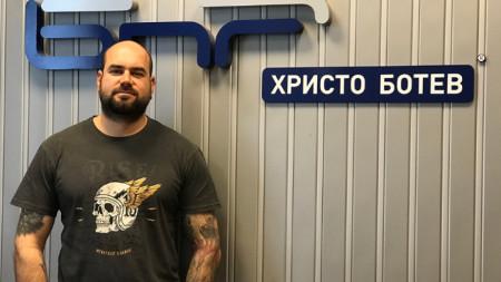 Алекс Цонков