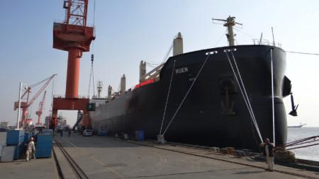 """Първите два кораба от серията: """"Руен"""" и """"Рила"""" са вече в експлоатация"""