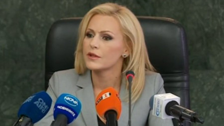 Чрез говорителя си Сийка Милева прокуратурата обяви, че няма подслушвани политици и протестиращи преди вота на 4 април.