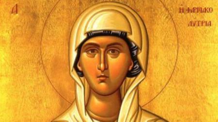 Света Анастасия Узорешителница