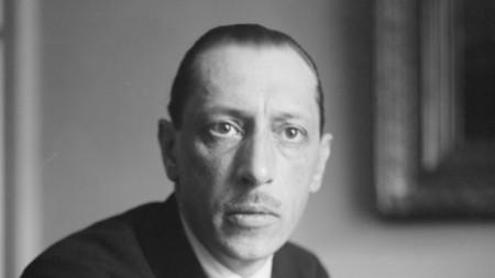Игор Стравински