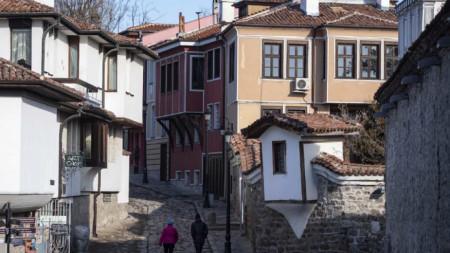 Qyteti i Vjetër i Plovdivit