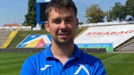 Д-р Андрей Переход е новият член в медицинския щаб на ПФК Левски