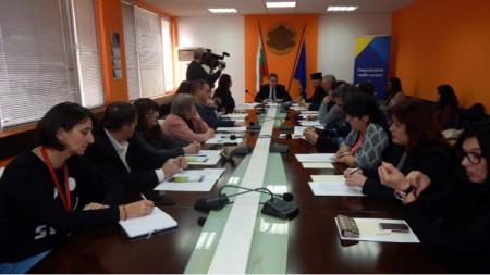 Заседание на Областния консултативен съвет по туризъм се проведе в Областната администрация във Видин.