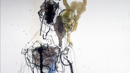 Картина от изложбата