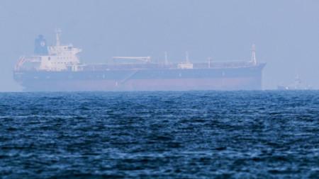 """Съобщението за отвличането идва дни, след като друг танкер - """"Мърсър стрийт"""", бе атакуван с дрон в региона."""