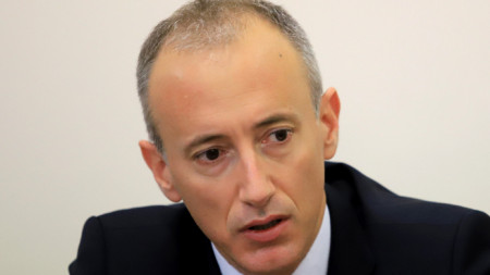 Министър Красимир Вълчев