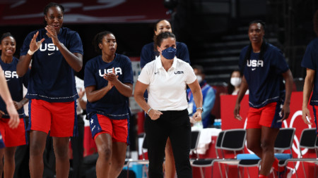 Баскетболистките на САЩ нямат загуба на олимпиада от 1992 г.
