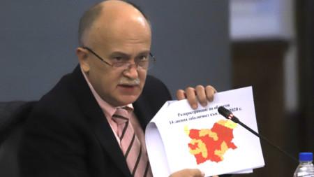 Бойко Пенков, зам.-министър на здравеопазването.