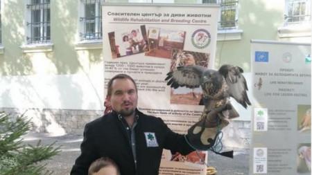 Д-р Руско Петров и Борис Каменов Гецов