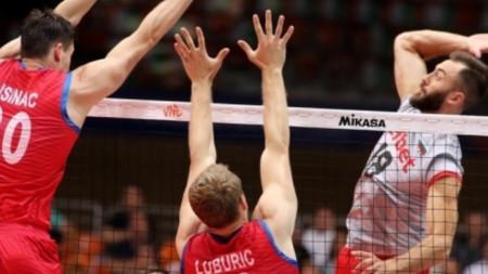 България завърши със загуба тазгодишното участие в Лигата на нациите