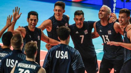 Отборът на САЩ надигра Русия с 3:0 гейма