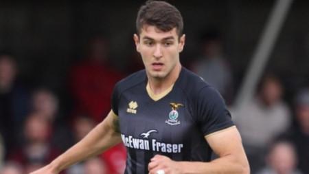 Николай Тодоров прави силен сезон в Шотландия