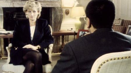 Интервюто на Мартин Башир с принцеса Даяна бе излъчено през ноември 1995 г.