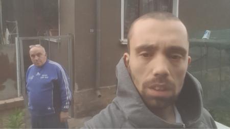 Пламен Войков и Георги Войков