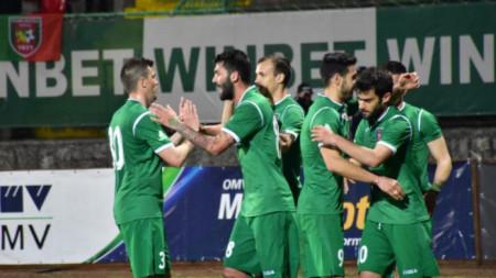 Ботев (Враца) победи с 3:0 Витоша през есента.