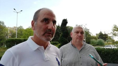 Цветан Цветанов и Иван Крумов