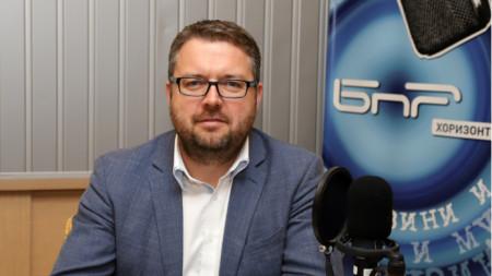 Хендрик Ситик, директор на програмата за медиите в югоизточна Европа на фондация Конрад Аденауер