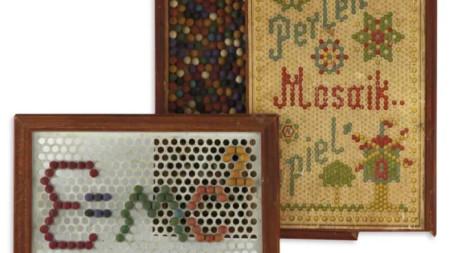 Набор за мозайка помогнал на Алберт Айнщайн да развие умствените му способности като дете.