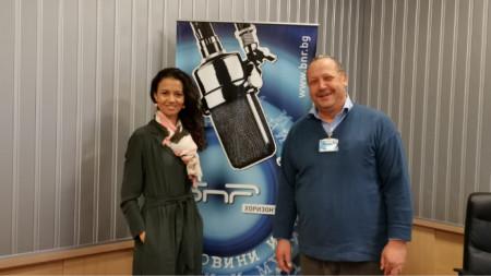 Наталия Митева, Ленко Ленков - Фондация