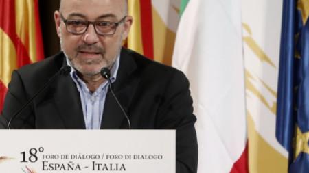 Роберто Чинголани, министър на екологичния преход на Италия