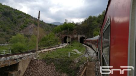 Бърз влак София - Горна Оряховица - Варна