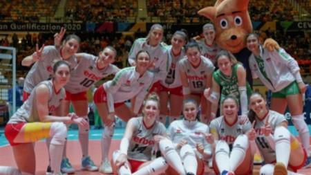 България ще бъде домакин на два турнира от Златната лига по волейбол
