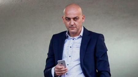 Дарко Ковачевич за последно работи в сръбската футболна федерация.