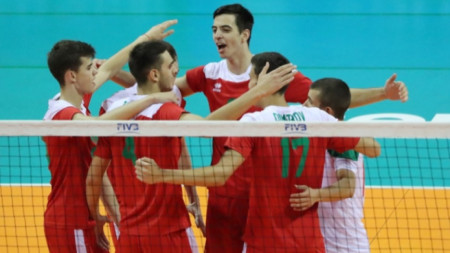 Юношески национален отбор по волейбол на България