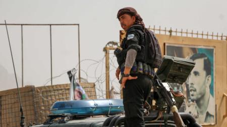 Кола-бомба се взриви в Кандахар, 6 юли 2021 г.