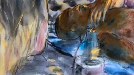 Рисунка на Марианжела Анастасова