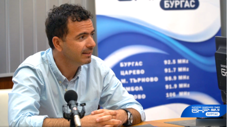 Емил Ованесов, директор на Международен филмов фестивал в Бургас