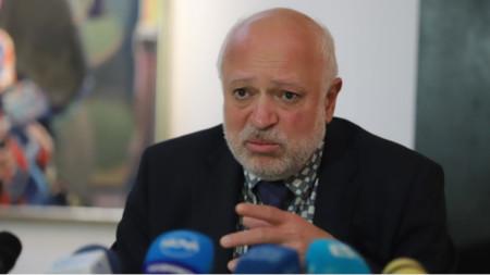Professor Velislav Minekov