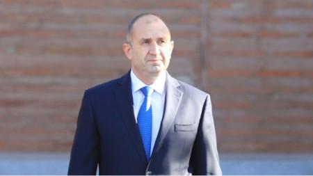 President Rumen Radev
