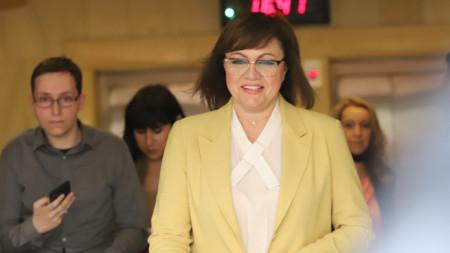 Лидерът Корнелия Нинова е убедена, че партията е единна