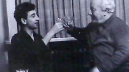Двамата Панчовци - дядо и внук