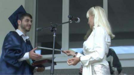 Иван Духов е първият носител на наградата на името на генерал Андрей Боцев