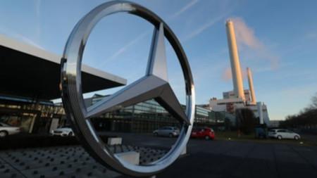 Автомобилната компания Daimler