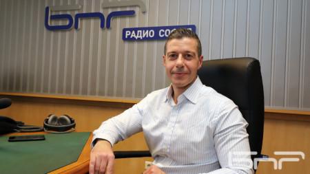 Генеральный директор БНР Андон Балтаков