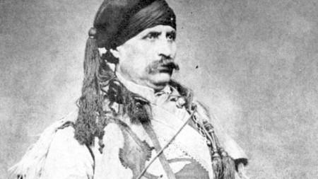 Ильо Войвода (снимка от Анастас Карастоянов, Белград, 1867 г.)