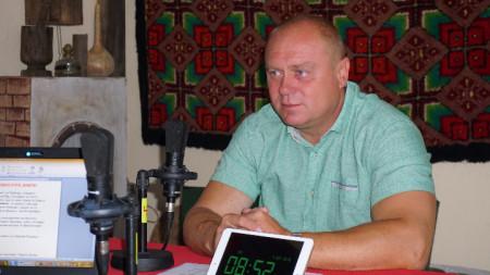 Александър Александров, кмет на община Ружинци