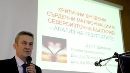 Доц. д-р Петър Шивачев, дм - специалист по педиатрия, детска кардиология и ревматология, МУ-Варна