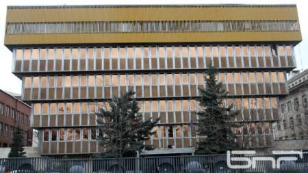 Здание БНР