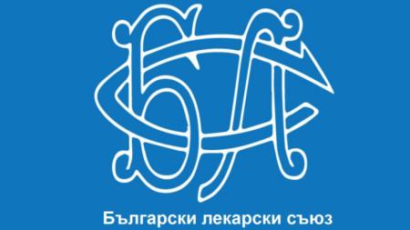 лого Бугарског лекарског савеза