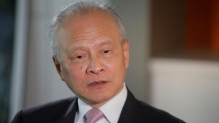 Цуй Тянкай, посланик на Китай в САЩ
