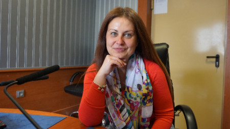 Мария Пеева, блогър и преводач,  автор на книгата
