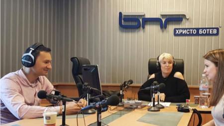 Борис Велев, Веселина Даковска и Преслава Костова