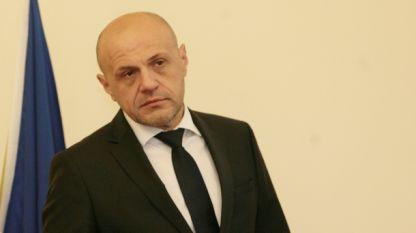 Deputy Premier Tomislav Donchev
