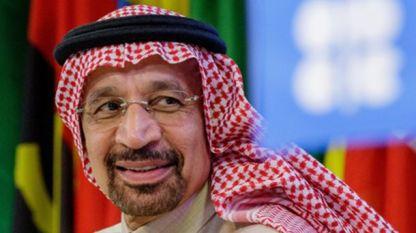 Халил ал-Фалих, енергиен министър на Саудистска Арабия